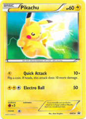 Pikachu BW54 Non-Holo Promo - Boundaries Crossed Blister Exclusive