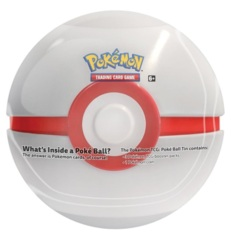 2019 Pokemon Premier Ball Tin