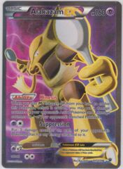 Alakazam EX 117/124 - Full Art Rare