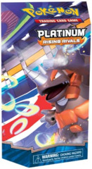 Pokemon Platinum Rising Rivals Theme Deck: