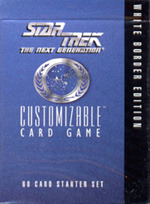 Star Trek CCG Premiere Unlimited Starter Deck