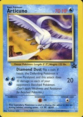 Articuno 22 Non-Holo Promo - The Power of One Theatrical Release Exclusive