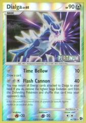 Dialga 16/106 Reverse Holo - Burger King Campaign Exclusive