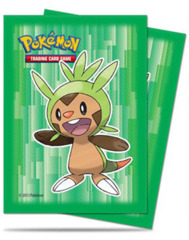 Ultra Pro Standard Size Pokemon Sleeves - Chespin - 65ct
