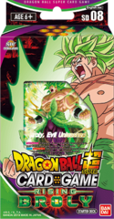 Dragon Ball Super Card Game DBS-SD08 Series 6 Starter Deck