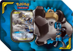 Pokemon Power Partnership Tin: Lucario & Melmetal GX