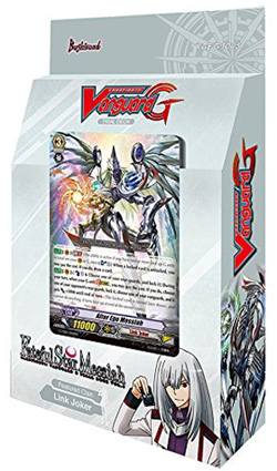 Cardfight!! Vanguard VGE-G-TD05 Fateful Star Messiah
