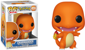 Funko POP! Pokemon Figure - Charmander #455