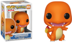 Funko POP! Pokemon Figure - Charmander #455