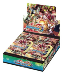 Buddyfight BFE-D-BT01A Buddy Rave Booster Box