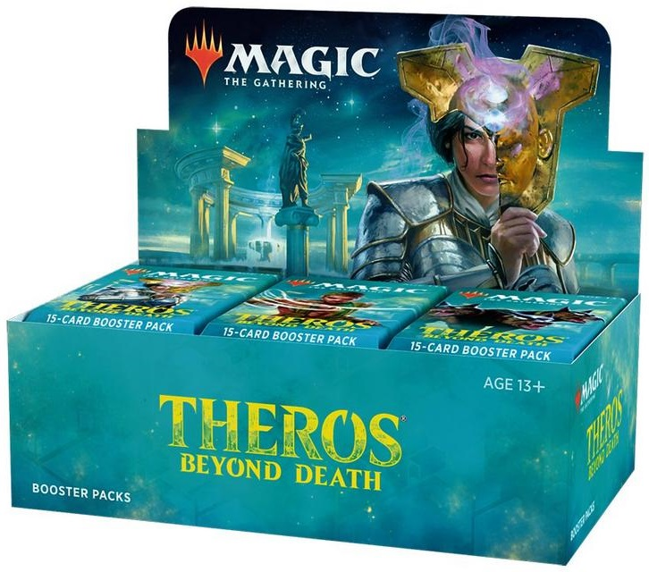 MTG Theros Beyond Death Booster Box