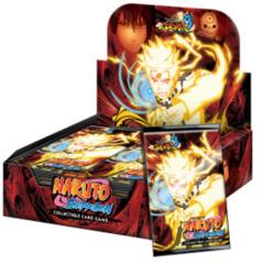 Ultimate Ninja Storm #3 Booster Box