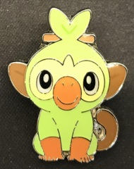 Grookey Pin - Galar Collection Box