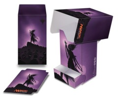 Ultra Pro MTG Planeswalker Deck Box with Tray - Liliana