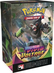 Pokemon SWSH4 Vivid Voltage Prerelease Build & Battle Kit