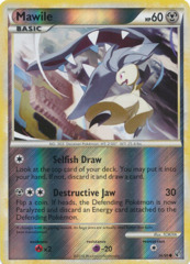 Mawile - 56/90 - Common - Reverse Holo