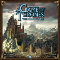 A Game of Thrones: The Board Game (Second Edition) Core Game