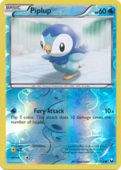Piplup - 27/108 - Common - Reverse Holo