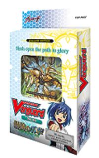 Cardfight!! Vanguard VGE-TD05 Slash of Silver Wolf Trial Deck