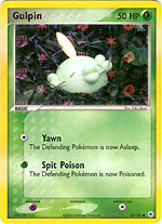 Gulpin - 62/101 - Common - Reverse Holo
