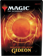 MTG Signature Spellbook: Gideon Box Set