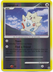 Togepi - 88/106 - Common - Reverse Holo