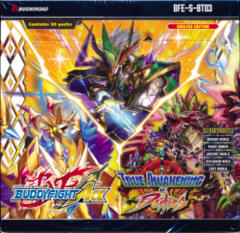 Buddyfight Ace BFE-S-BT03 True Awakening of Deities Booster Box