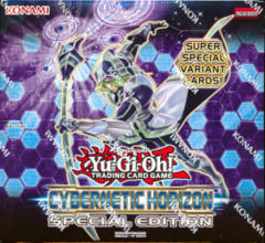 Yu-Gi-Oh Cybernetic Horizon Special Edition Display Box