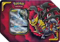 Pokemon Power Partnership Tin: Garchomp & Giratina GX