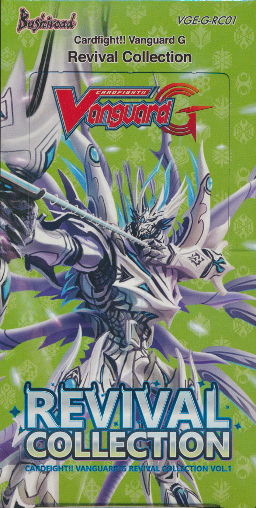 VGE-G-RC01 Revival Collection Vol. 1 Booster Box