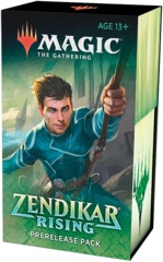 MTG Zendikar Rising Prerelease Kit