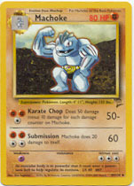 Machoke 49/130 Uncommon