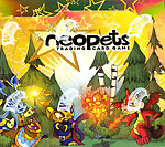 Neopets Card Game TCG Base Set 36-Booster Pack Lot
