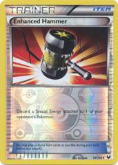 Enhanced Hammer - 94/108 - Uncommon - Reverse Holo