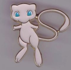 Mew Pin - Mythical Mew Collection Exclusive
