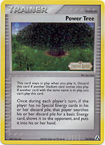 Power Tree - 76/92 - Uncommon - Reverse Holo