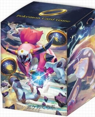 Japanese Pokemon XY Hoopa Deck Box
