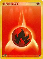 Fire Energy - 108/109 - Common - Reverse Holo