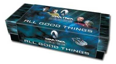 Star Trek CCG All Good Things...
