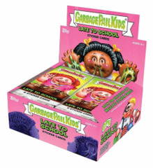 2020 Garbage Pail Kids Series 1 Late To School Hobby Box