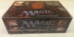 MTG GERMAN Revised 3rd EDITION Booster Box FBB Foreign Black Bordered
