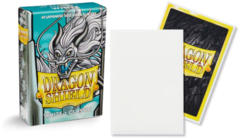 Dragon Shield Classic Japanese Mini-Size Sleeves - White - 60ct