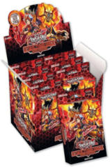 Yu-Gi-Oh Structure Deck: Soulburner Display Box
