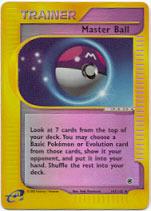 Master Ball - 143/165 - Uncommon - Reverse Holo