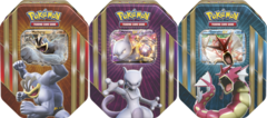 Pokemon Triple Power Tins: Set of 3