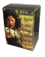 Max Protection Inigo Montoya Deck Box