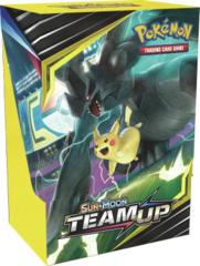 Pokemon Sun & Moon SM9 Team Up Prerelease Build & Battle Kit