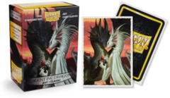 Dragon Shield Classic Art Standard-Size Sleeves - Valentine Dragons - 100t