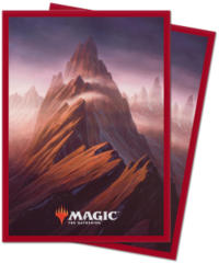 Ultra Pro Standard Size MTG Unstable Lands Sleeves -
