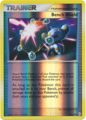 Bench Shield - 83/99 - Uncommon - Reverse Holo